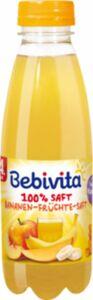 Bebivita Säfte - Bananen-Früchte-Saft 0,5 l PET