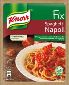 Knorr Fix Spaghetti Napoli 44 g