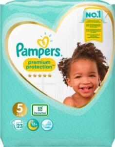 Pampers Premium Protection 23er Gr. 5 23 Stück