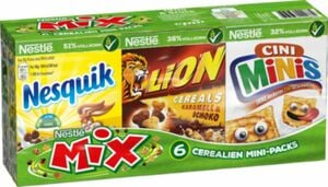 Nestle Mix Cerealien 190g