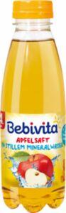 Bebivita Saft & Mineralwasser - Apfelsaft mit Mineralwasser 0,5 l PET