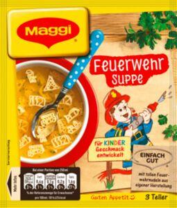 Maggi Guten Appetit Feuerwehrsuppe ergibt 0,75 Liter