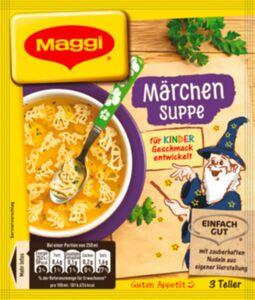 Maggi Guten Appetit Märchensuppe ergibt 0,75 Liter