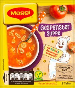 Maggi Guten Appetit Gespenstersuppe ergibt 0,75 Liter