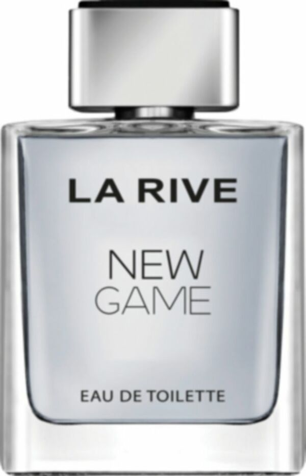 """La Rive """"New Game"""" Eau de Toilette for man EdT 50ml"""