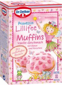 Dr. Oetker Backmischung Prinzessin Lillifee Muffins Vanille 397g