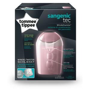 Tommee Tippee Sangenic Tec Windeltwister Komfortmodell pink