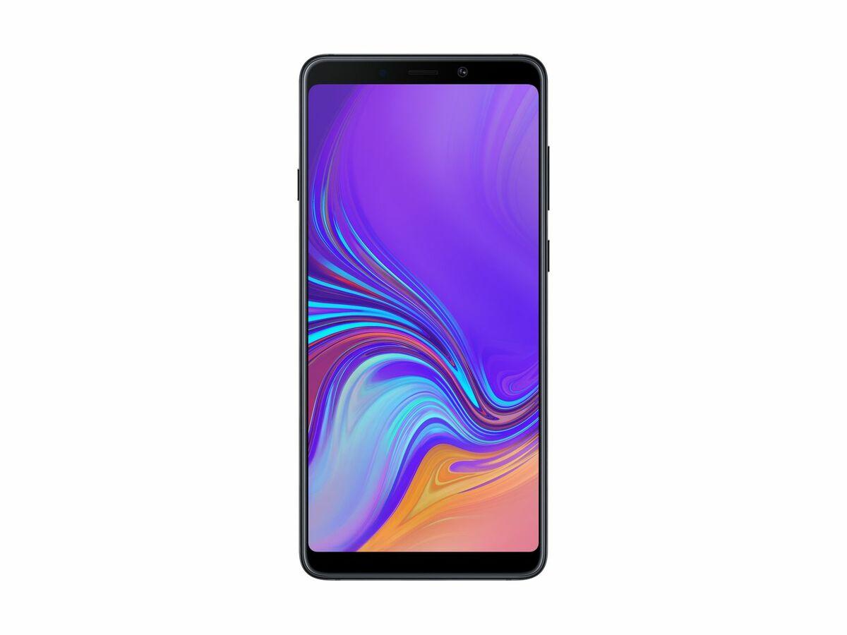 Bild 1 von SAMSUNG Smartphone Galaxy A9 (2018) schwarz