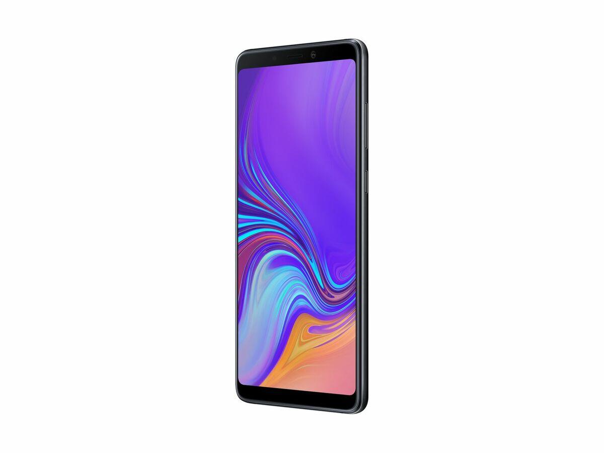 Bild 3 von SAMSUNG Smartphone Galaxy A9 (2018) schwarz