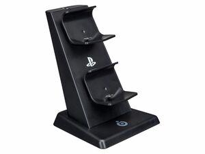 Bigben Quad Charger für PS4-Controller - inkl. Netzteil