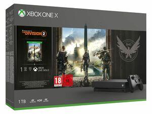 Microsoft Xbox One X 1TB Tom Clancy's: The Division 2 Bundle
