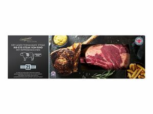 Dry Aged Tomahawk-Steak