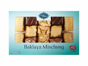 Baklava-Mischung