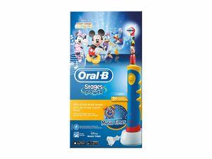 Oral-B Mundpflege Stages elektrische Zahnbürste