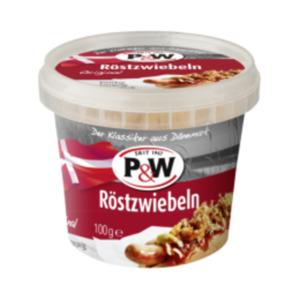P&W Röstzwiebeln
