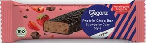 Veganz Protein Choc Bar Strawberry 50 g