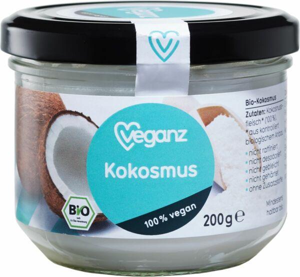 BIO Veganz Kokosmus 200 g