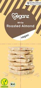Veganz White Roasted Almond 80 g
