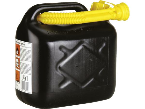 Unitec              Benzinkanister, 5 L