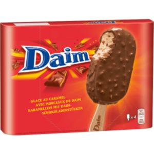 Daim oder Oreo Ice Cream