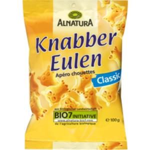 Alnatura Knabber Eulen