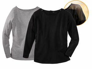 ESMARA® 2 Damen Langarmshirts