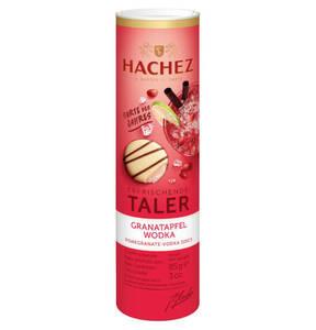HACHEZ             Erfrischende Taler Granatapfel & Wodka, mit Alkohol85g
