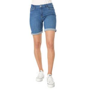 edc             Shorts, Denim, Kontrastnähte, Waschung