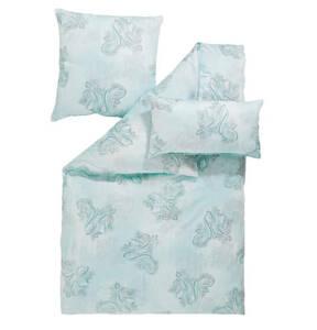 ESTELLA             Kissenbezug, 100% Baumwolle, ornamentales Muster, Jersey