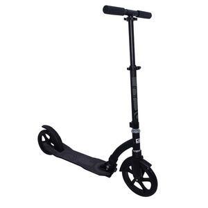 Scooter schwarz 23er Rollen