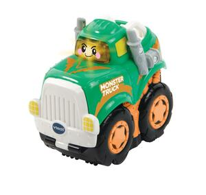 Tut Tut Baby Flitzer Press+Go - Monstertruck