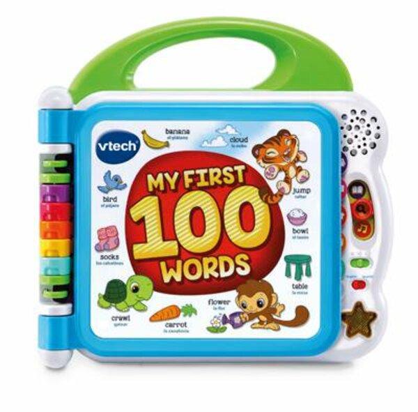 Vtech Mein 100 Wörter Buch