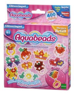 Aquabeads Glitzerringset