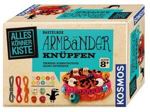 KOSMOS Alles Könner Kiste Bastelbox Armbänder