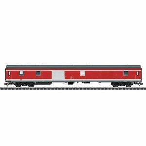 Märklin H0 Nahverkehrs-Gepäckwagen rot
