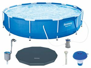 Bestway Pool-Set Metal Frame