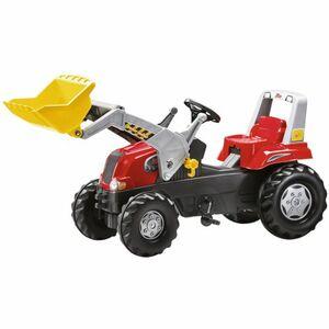 Traktor + Lader mit Kunststoffreifen