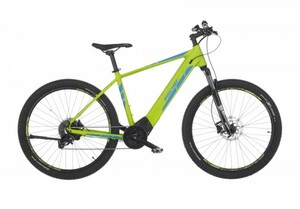 Fischer E-Bike MTB 27,5 Zoll 10-Gang ,  Herren, Montis 6.0-S1
