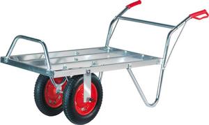 Schweizer Karre, aus Alu, 200 kg Tragkraft AgriShop