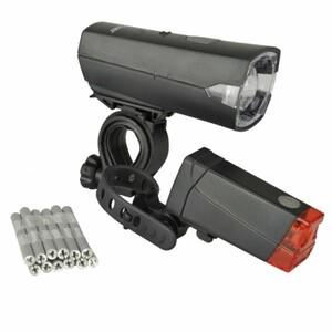 Fischer Batterie LED Beleuchtungs-Set ,  Lichtstärke: 12 Lux