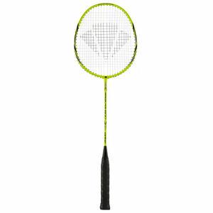 Dunlop Badmintonschläger Carlton Aeroblade 600, gelb