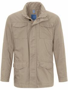 Wasser- und windabweisende Jacke Pierre Cardin beige