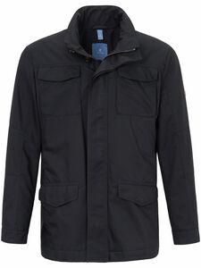 Wasser- und windabweisende Jacke Pierre Cardin blau