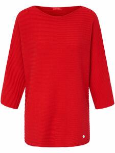Pullover aus 100% Kaschmir Laura Biagiotti Donna rot