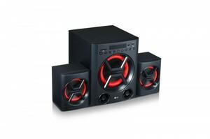LG Kompaktanlage XBOOM K72B ,  40 Watt, USB, Bluetooth, SD Card Slot