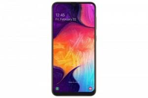 Samsung Smartphone Galaxy A50 ,  128 GB (interner Speicher), koralle