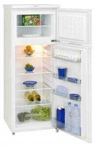 Exquisit Kühl-Gefrier-Kombi KGC270/454 | B-Ware - der Artikel ist neu - Verpackung beschädigt