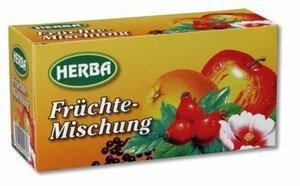 Tee: Früchte