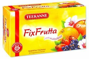 Tee: Fix Frutta