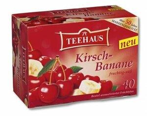 Tee: Kirsch-Banane